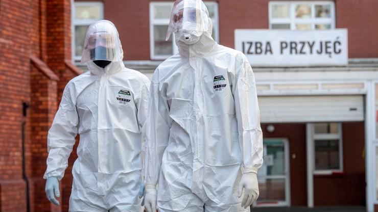 Koronawirus w Polsce. Niemal wszystkie nowe przypadki na Śląsku