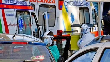 Poważny kryzys w szpitalach w Neapolu. Brakuje miejsc dla chorych na Covid-19