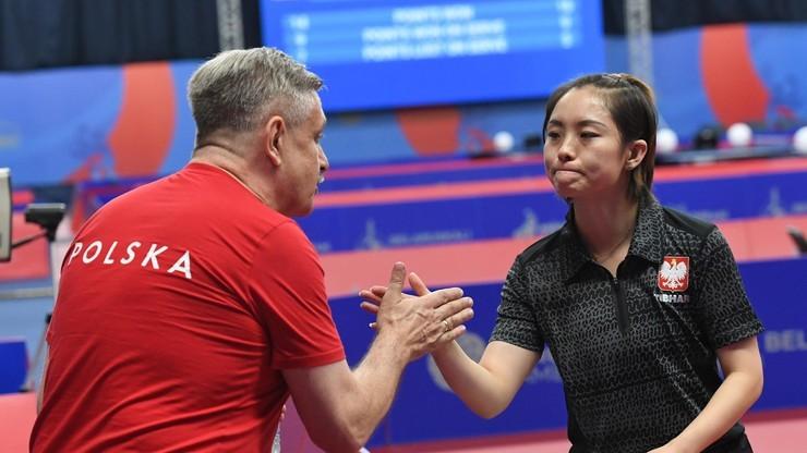 Tokio 2020. Trener Nęcek: Ekstremalnie trudne rywalki w walce o igrzyska