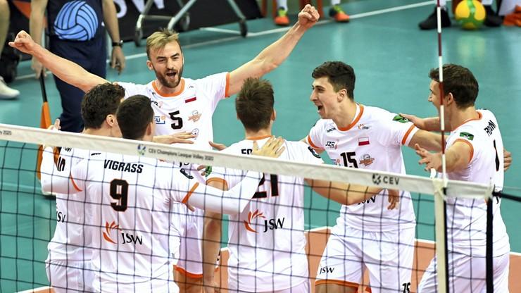PlusLiga: Jastrzębski Węgiel – GKS Katowice. Transmisja w Polsacie Sport