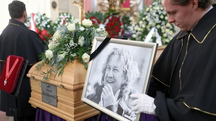 Pogrzeb Pawła Królikowskiego. Aktor został pośmiertnie odznaczony przez prezydenta