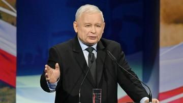 Kaczyński: w wolnym czasie czytam Tokarczuk. Gliński obiecuje nadrobić zaległości