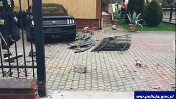 Potrącił bliźnięta na chodniku. Kierowca mustanga nie trafi do aresztu