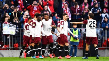 Bundesliga: Pewny triumf Bayernu