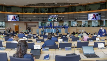 Proces współpracowniczki Cichanouskiej, unijna debata. Białoruś na ustach Europy