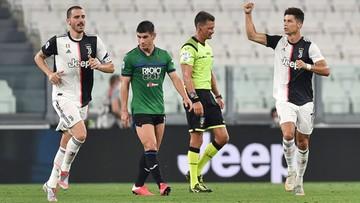 Serie A: Cristiano Ronaldo uratował Juventusowi remis z Atalantą