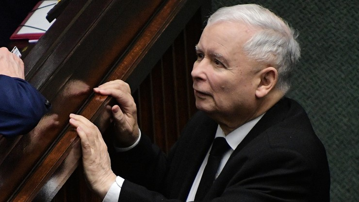 """""""Putin wykorzystuje historię dla własnej polityki"""". Jest odpowiedź na słowa Kaczyńskiego"""