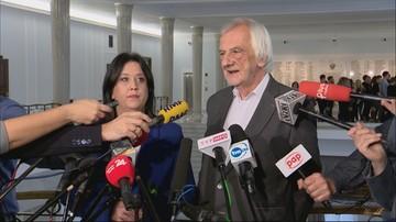 Terlecki: jestem zdziwiony, że opozycja nie zgłosiła kandydatów do TK