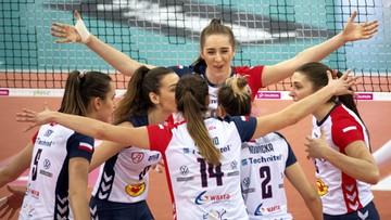 Tauron Liga: Siatkarki Grot Budowlanych Łódź wygrały hitowe starcie