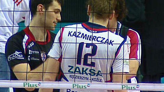 Asseco Resovia Rzeszów - ZAKSA Kędzierzyn Koźle (studio II), mecz. nr. 4