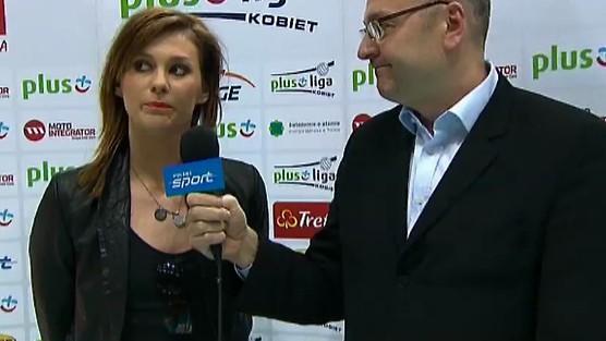Atom Trefl Sopot - Bank BPS Muszynianka Fakro Muszyna - komentarze