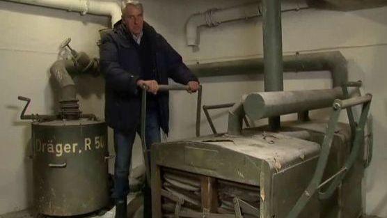 Skarby III Rzeszy - Tajemniczy bunkier