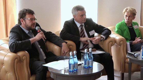Piractwo w sieci 2014 - Panel dyskusyjny, część I