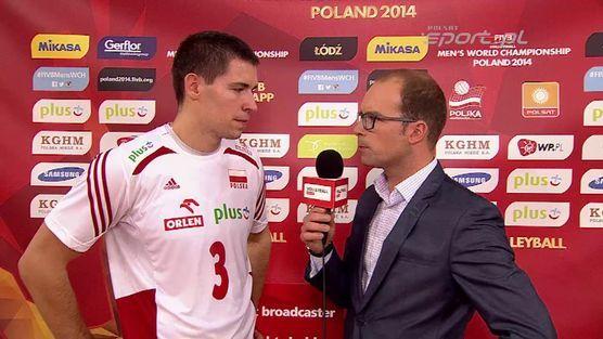 Dawid Konarski: Walczymy o więcej niż awans do szóstki