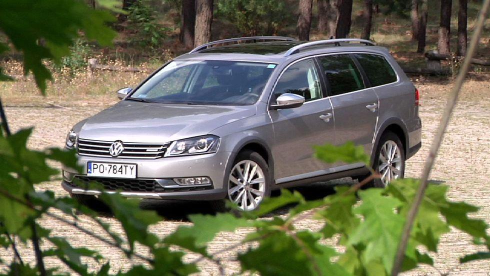 VW Alltrack - na każdą okazję