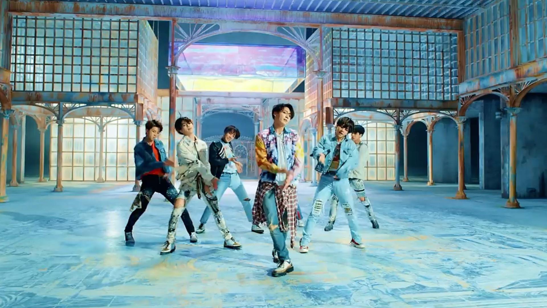 BTS zajęło 1. miejsce w zestawieniu