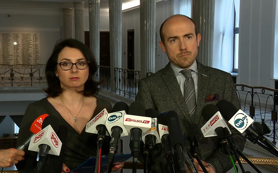 PO i Nowoczesna zapowiadają interwencję poselską w sprawie kandydatów do KRS
