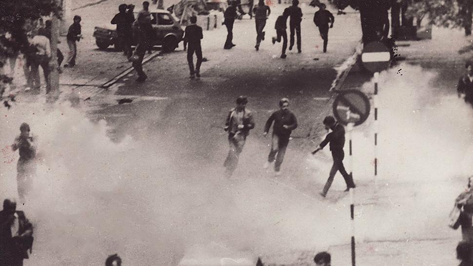 Stan wojenny wprowadzono 13 grudnia 1981