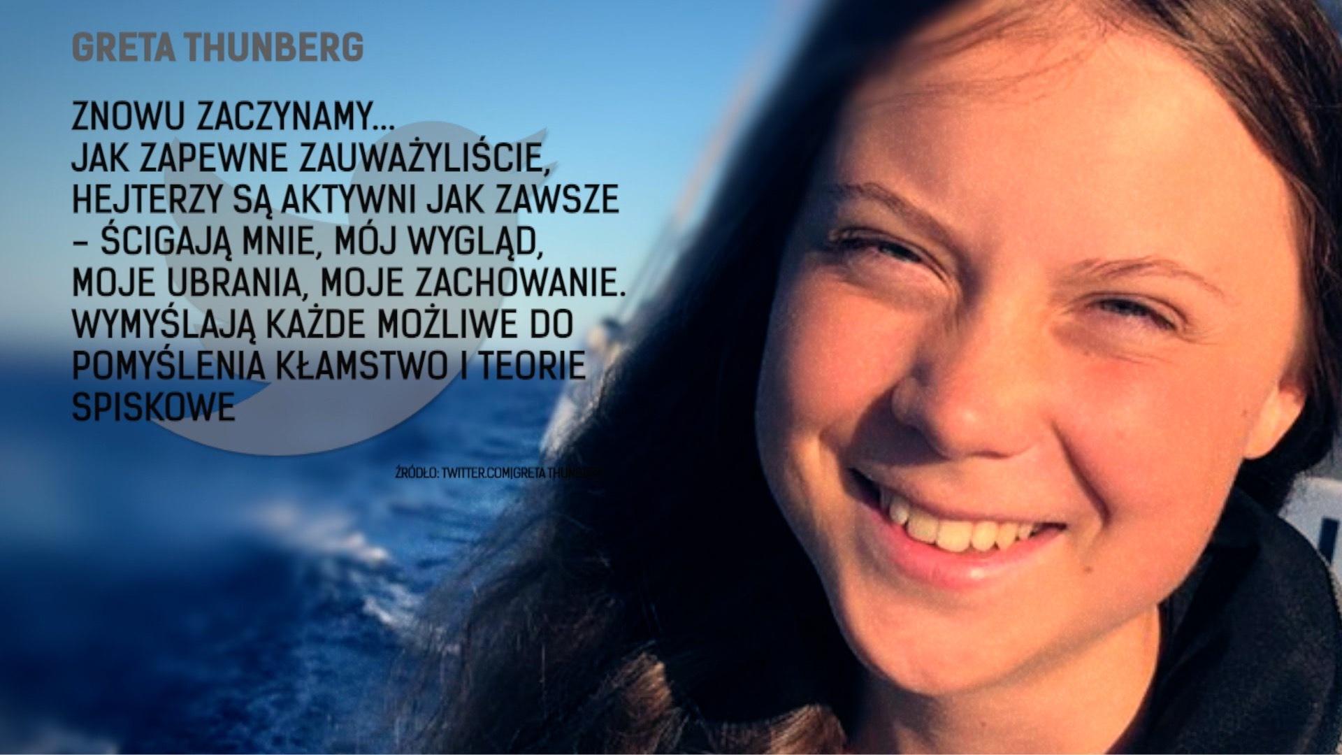 Głos pokolenia. Greta Thunberg, 16-latka ze Szwecji porywa tłumy