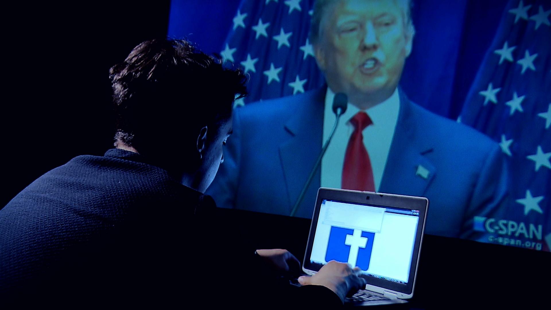 Manipulowanie wyborcami w internecie