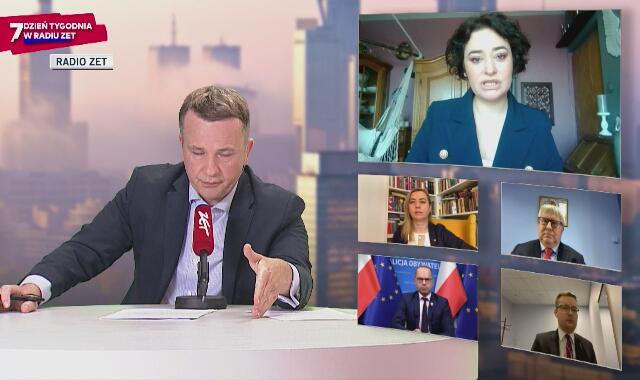 Anna Maria Żukowska tłumaczy, gdzie jej zdaniem Mazowsze graniczy z Białorusią