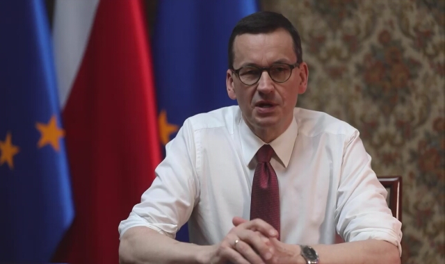 Premier Mateusz Morawiecki przestrzega przed fake newsami na temat koronawirusa