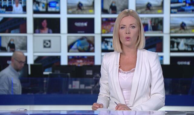 Relacja TVN24 z 17 września o kontrolach maseczek w pojazdach MPK