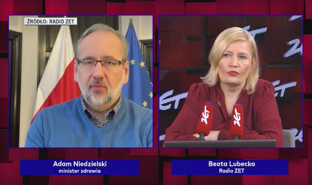 Adam Niedzielski o stanie zdrowia Polaków