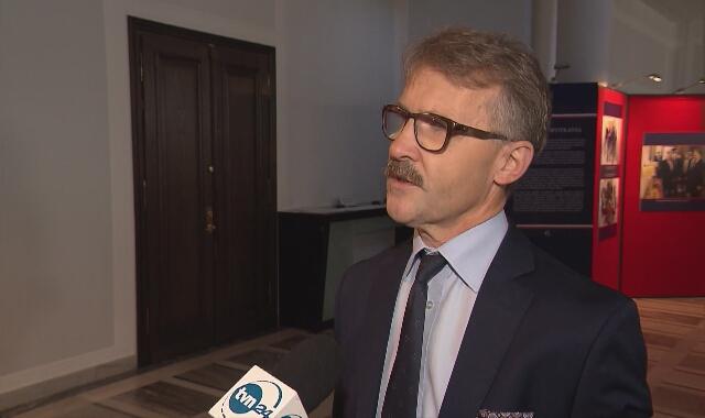 Sędzia Leszek Mazur o swoim oświadczeniu majątkowym