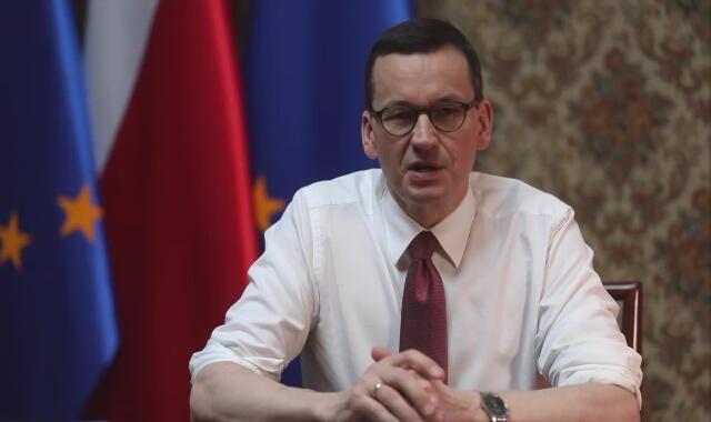 Wystąpienia premiera Morawieckiego na temat fake newsów