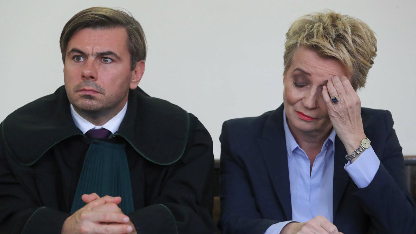 27.09.2018   Prezydent Łodzi Hanna Zdanowska skazana za poświadczenie nieprawdy