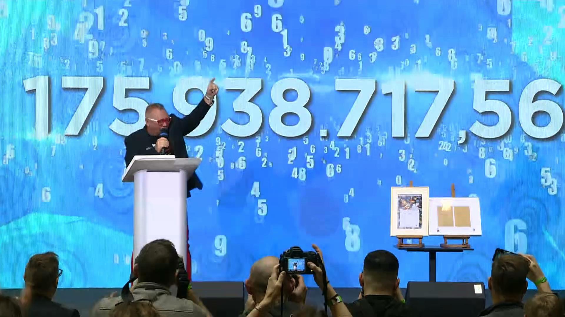 Kolejny rekord. 27. finał WOŚP to prawie 176 milionów złotych