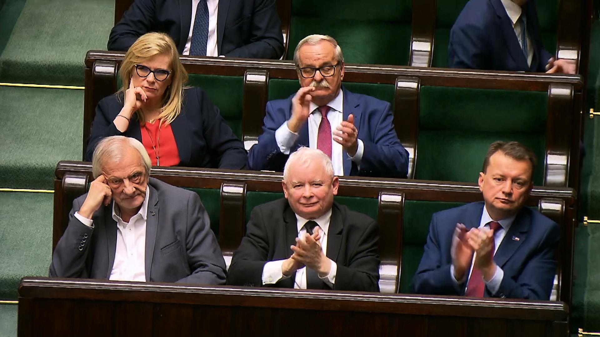 Pawłowicz, Piotrowicz i Stelin wybrani na sędziów Trybunału Konstytucyjnego