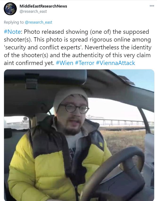 Po raz kolejny zdjęcie amerykańskiego komika pojawiło się w sieci po masowej strzelaninie