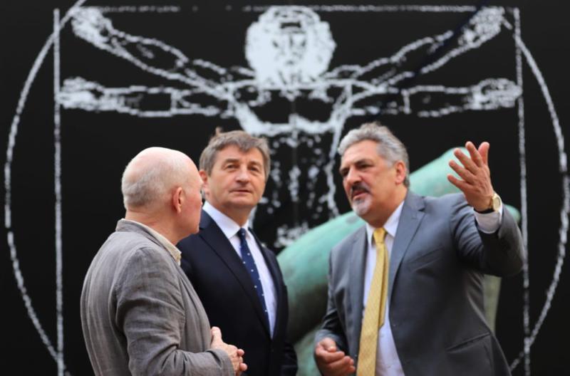 Obchody 500-lecia śmierci Leonarda da Vinci z udziałem Marszałka Sejmu