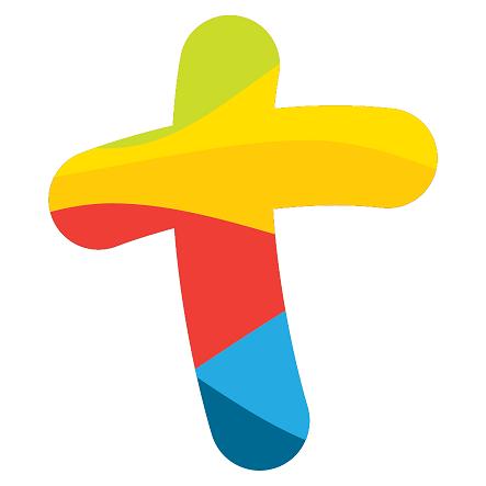 Krzyż Duszpasterstwa Młodzieży Latynoamerykańskiej