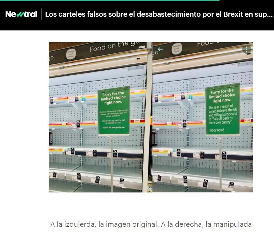 Hiszpański serwis fact-checkingowy Newtral opublikował oryginał zdjęcia
