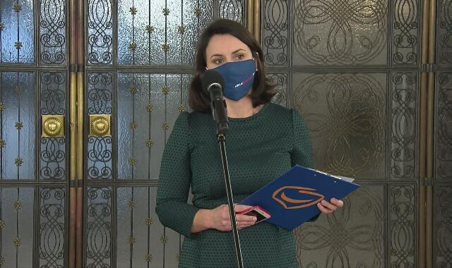 Grabiec: minister Ziobro nadzorujący ministerstwo hejtu, w istocie próbuje wprowadzić cenzurę w internecie