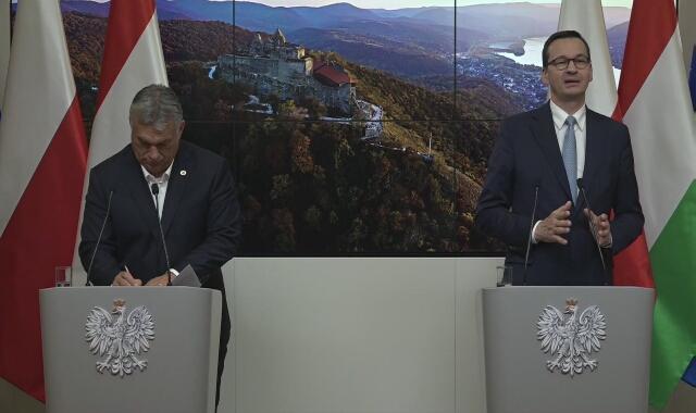 Morawiecki: nie ma bezpośredniego połączenia pomiędzy tak zwaną praworządnością a środkami budżetowymi