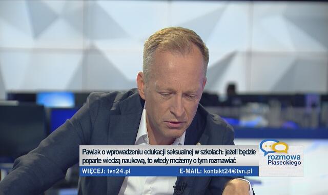 Rzecznik Praw Dziecka o statystykach ciąż nieletnich.