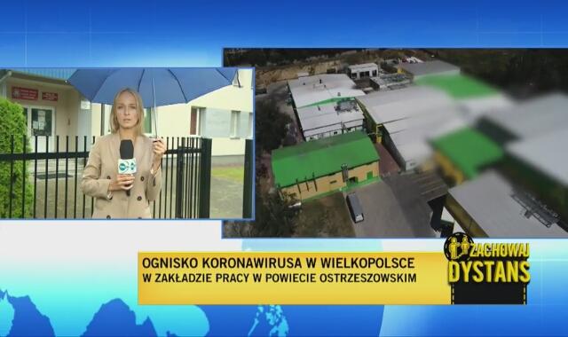 Mikstat: Ognisko koronawirusa w zakładzie drobiarskim. Ponad 160 chorych