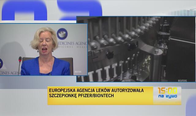 Europejska Agencja Leków: upublicznimy wszystkie dane kliniczne, które daliśmy radę zebrać