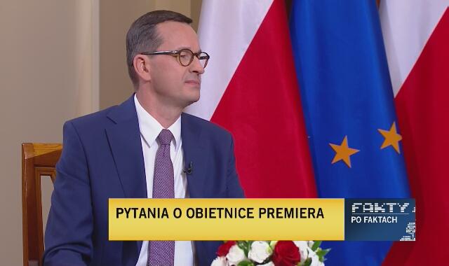 """Mateusz Morawiecki o programie """"Mieszkanie Plus"""""""