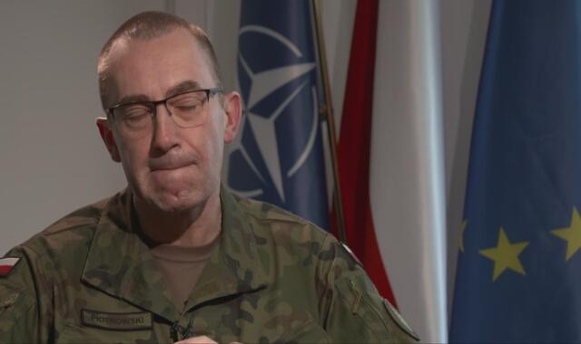 Generał Piotrowski o walce wojska w fake newsami