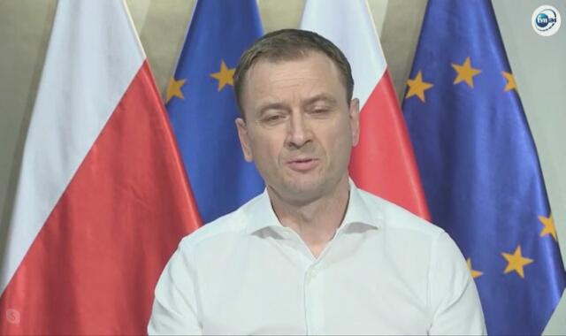 Poseł Sławomir Nitras o drukowaniu kart do głosowania