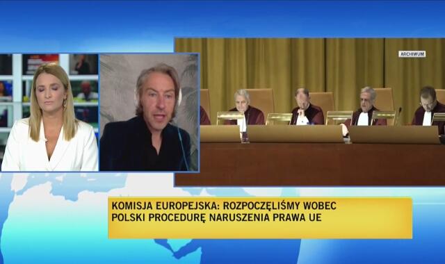 Prof. Robert Grzeszczak o sporze rządu z Komisją Europejską