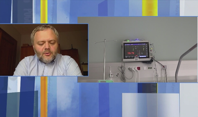 Dr Rakowski: szczepiąc 1000 osób, będziemy mieli trzy zgony mniej podczas kolejnej fali