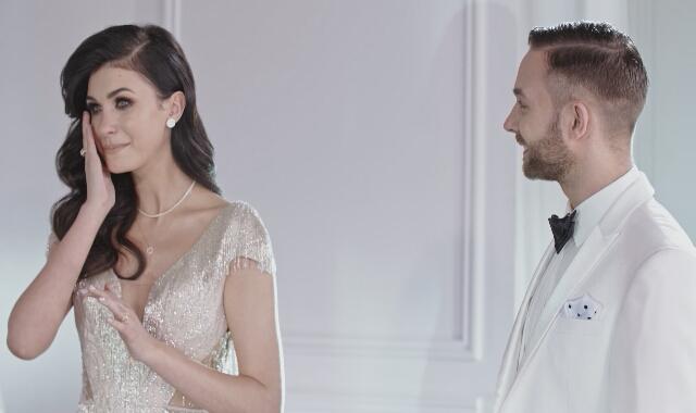 b36cc230ec Miss Polski Ewa Mielnicka narzeczony suknia wesele W czym do ślubu