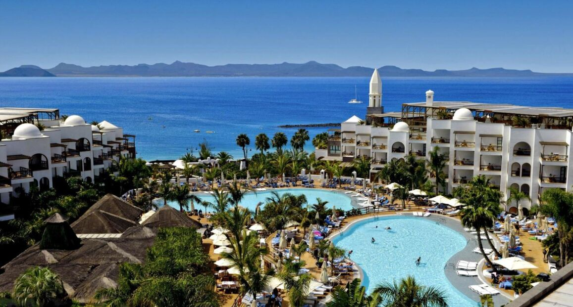 Princesa Yaiza Suite Hotel Resort - Lanzarote - Wyspy Kanaryjskie