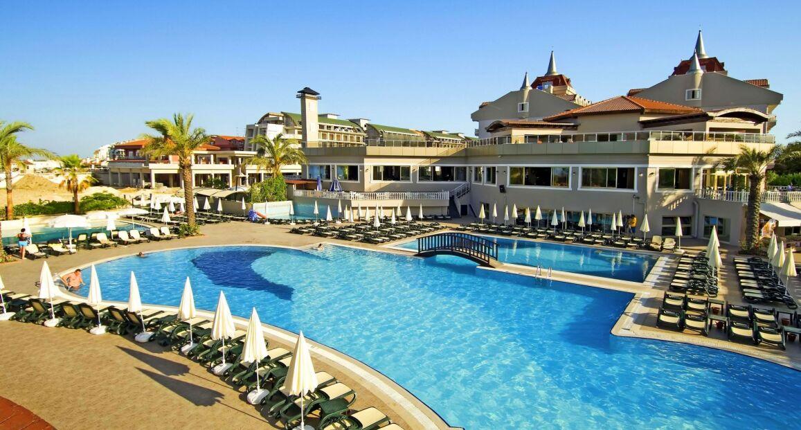 Aydinbey Famous Resort - Riwiera Turecka Turcja - opis